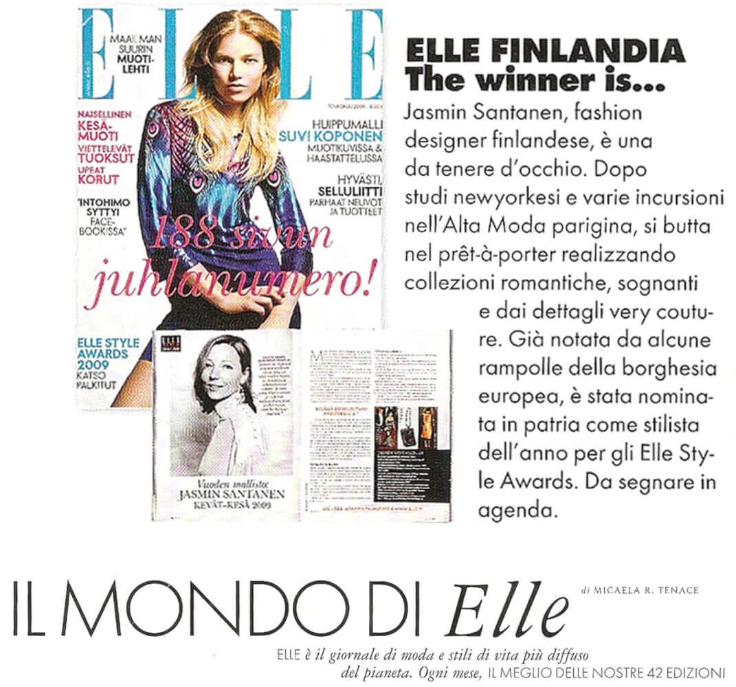 5_Elle_Italy_June 2009