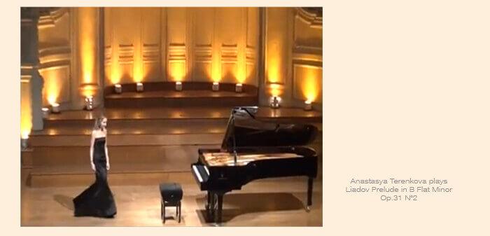 Liadov Prelude In B Flat Minor Op.31 N°2