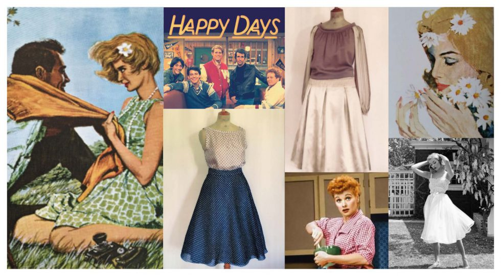 Happy Days Mood Board
