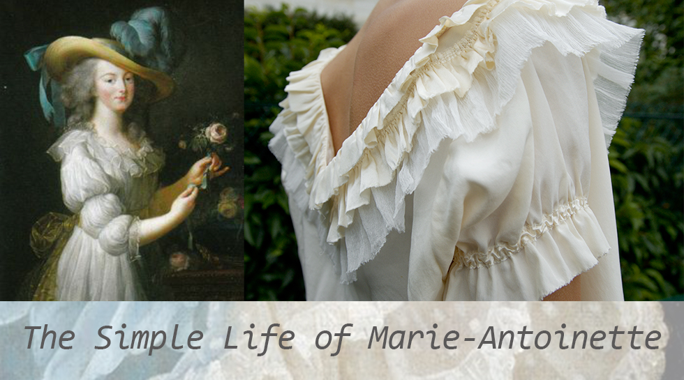 Home_Simple Life Of Marie-Antoinette