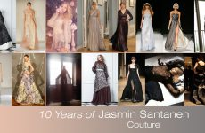 10 Years Of Jasmin Santanen Couture
