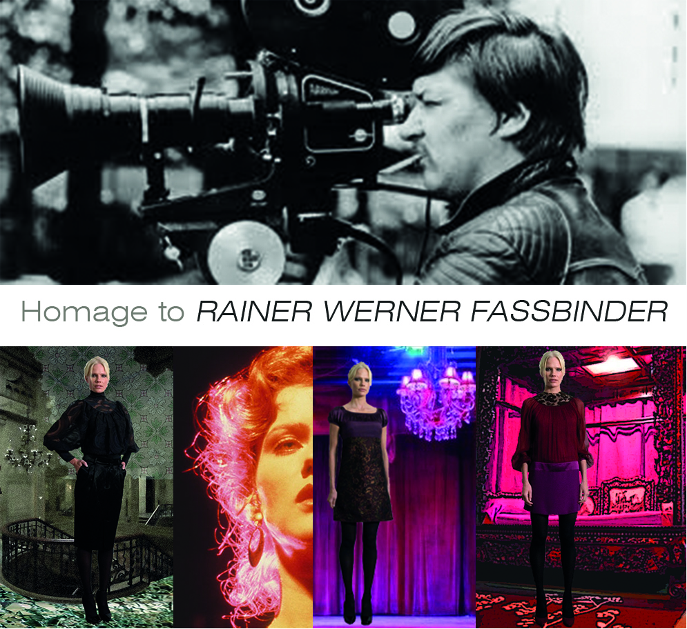 Homage to RAINER WERNER FASSBINDER