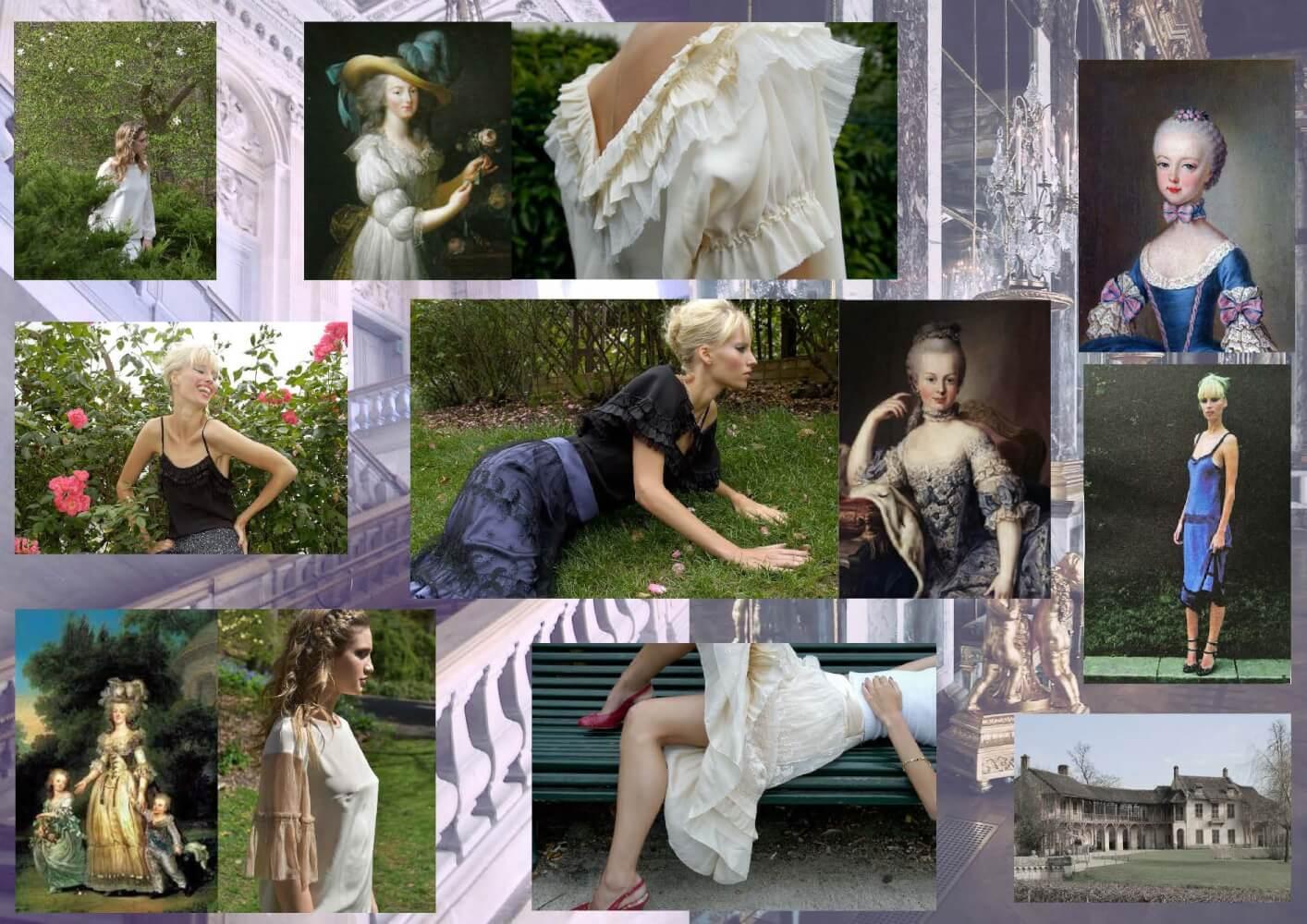 Simple Life Of Marie-Antoinette