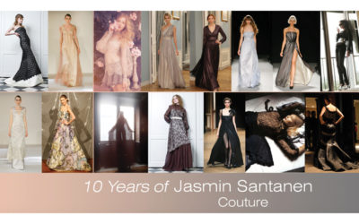 10 Years of Jasmin Santanen Couture