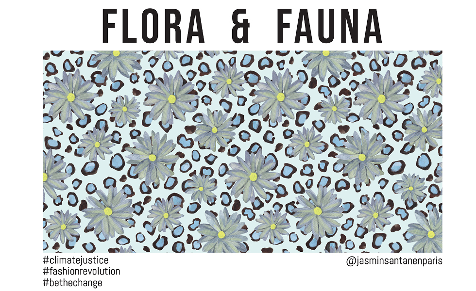 FLORA AND FAUNA Casual Couture